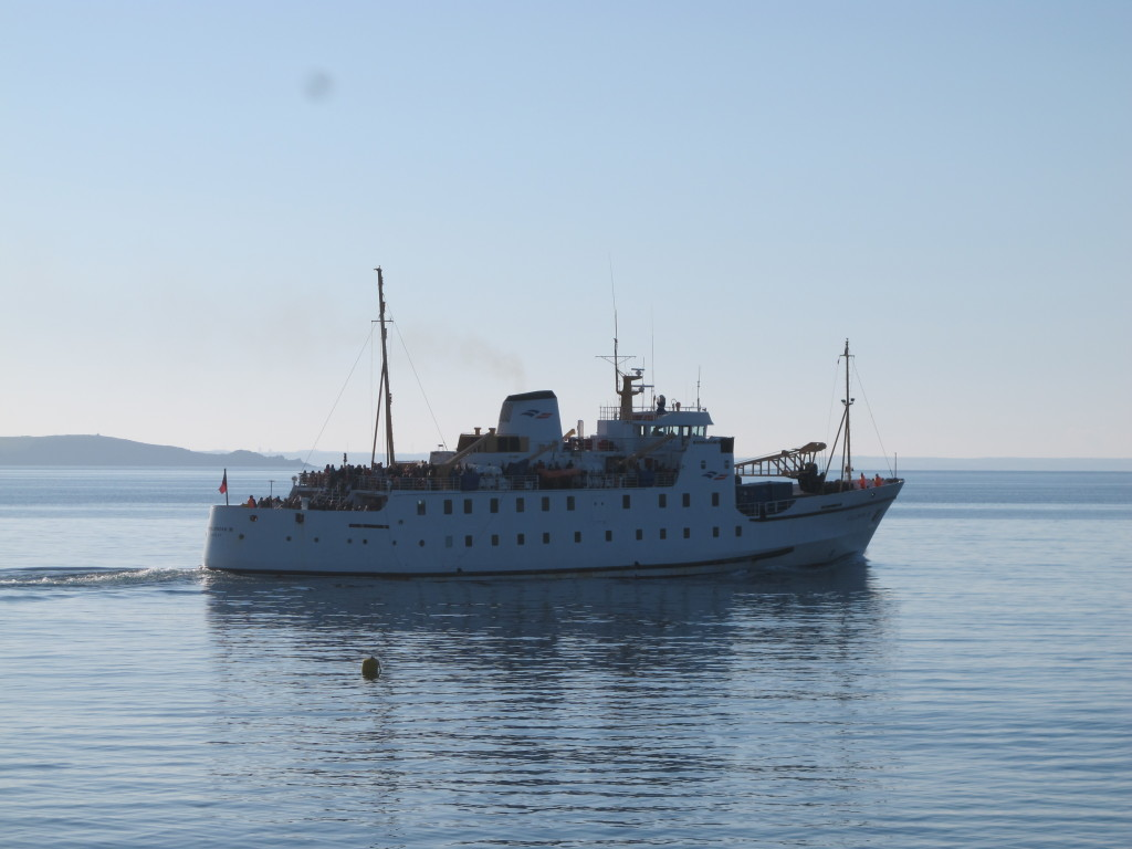Scillonian Day Trips