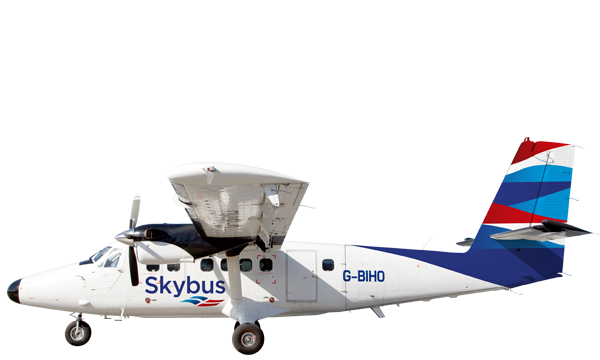 Skybus fixed wing planes