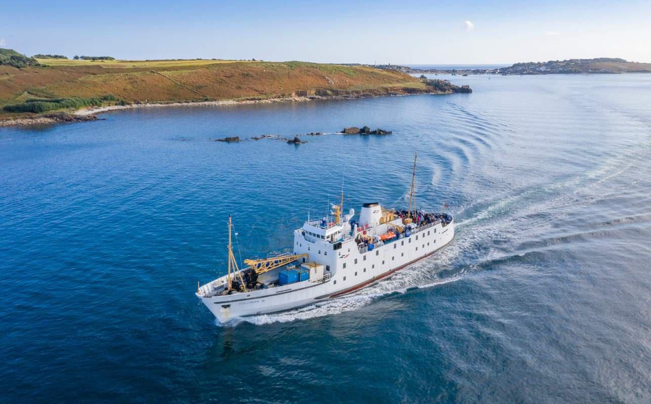 Scillonian Ferry | Isles of Scilly Travel