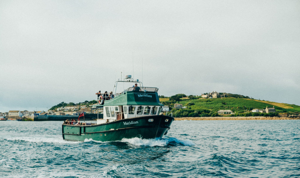 Island Hopping on Scilly