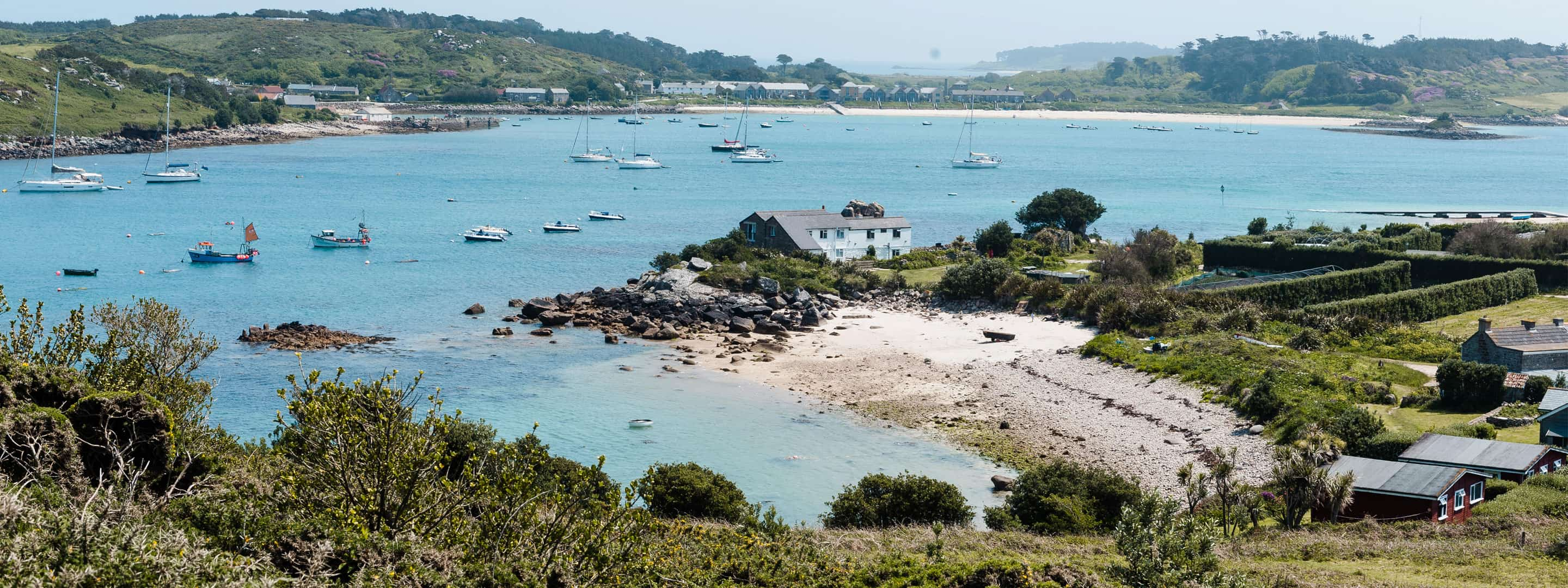 Isles of Scilly Travel locals offer 2019