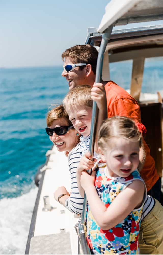 Summer Wildlife Boat Trip - Isles of Scilly