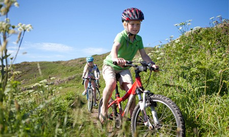 Hire a bike - St Mary's, Isles of scilly