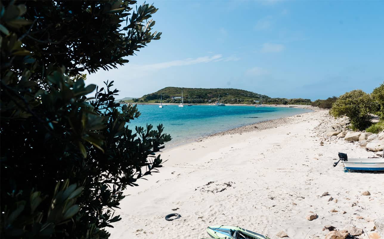 Beach, Bryher - Isles of Scilly