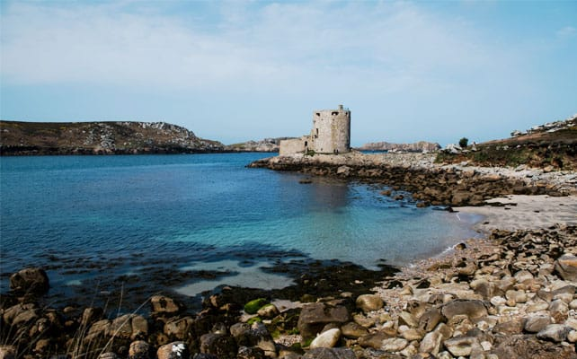 Cromwell's Castle - Tresco, Isles of Scilly