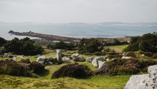 Isles of Scilly Community Archaeology Group, Isles of Scilly Wildlife Trust Event