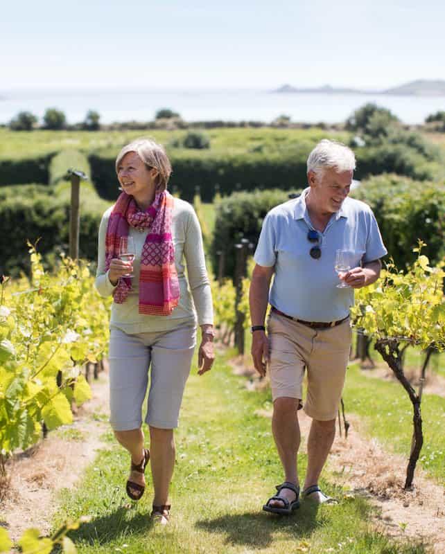 Tours around St. Martin's Vineyard, Isles of Scilly