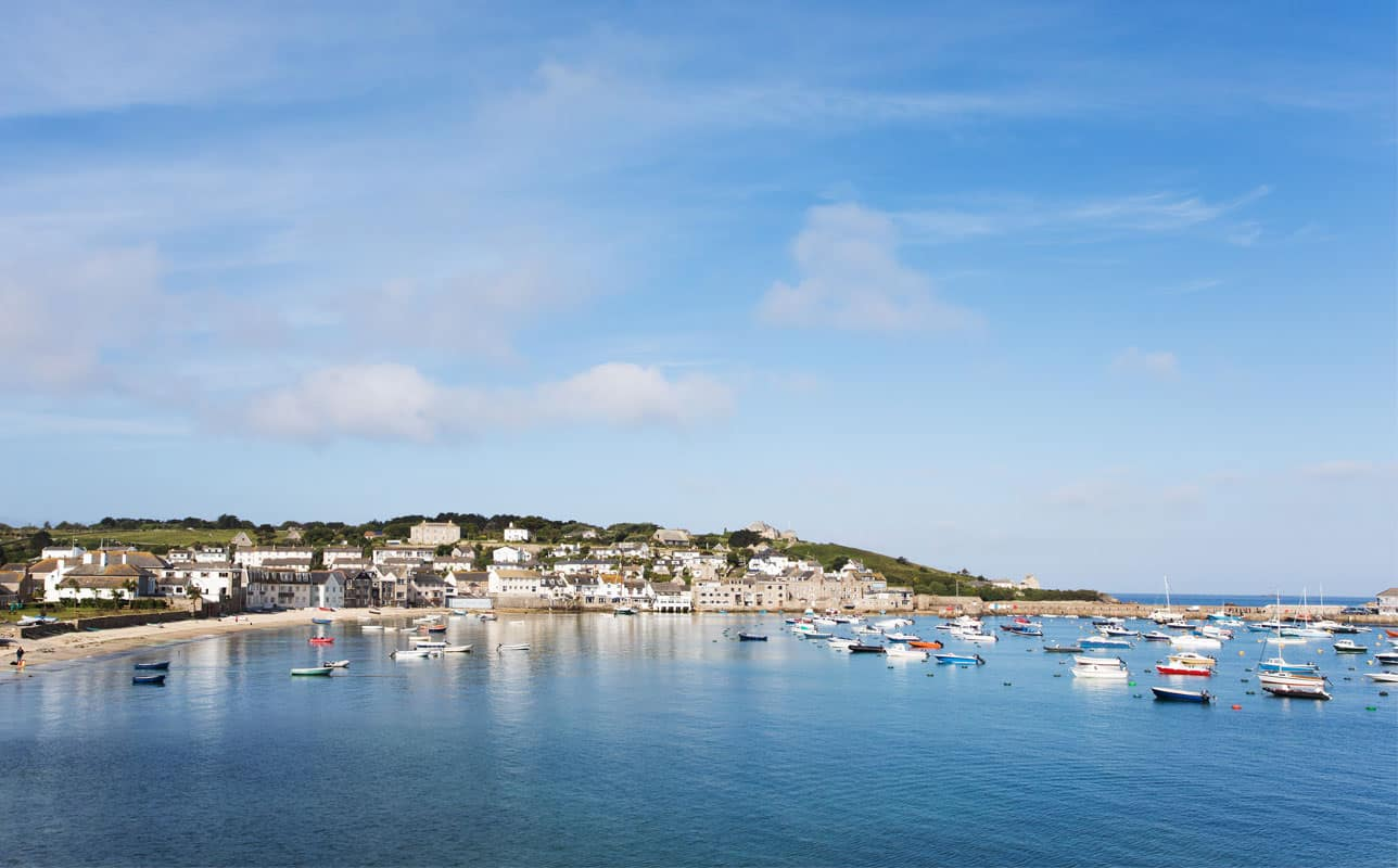 St. Mary's Harbour - Isles of Scilly