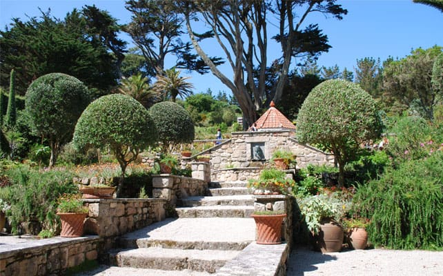 The Shell House, Tresco Abbey Garden - Isles of Scilly