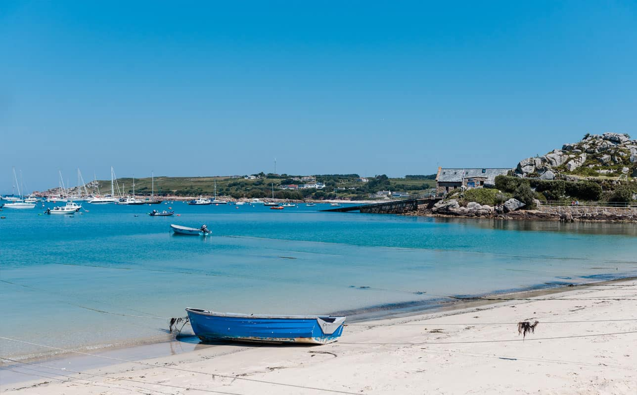 Town Beach, St. Mary's - Isles of Scilly