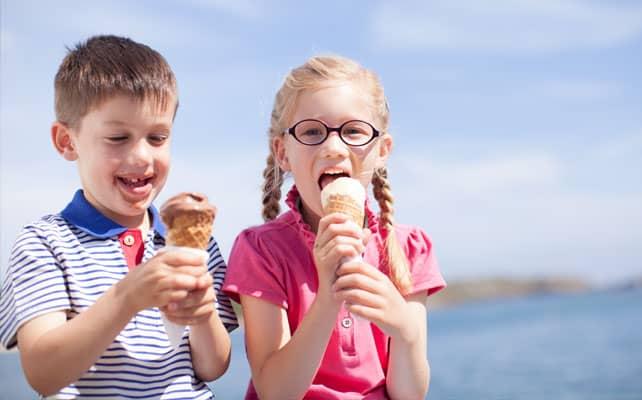 Troytown Farm Ice Cream, St Agnes