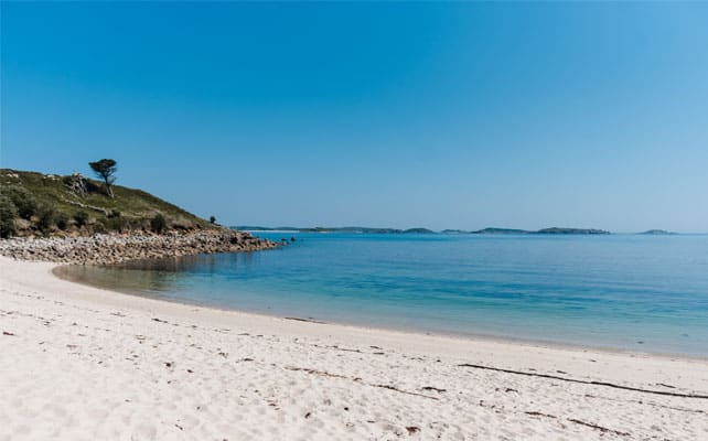 Watermill Cove - St. Mary's, Isles of Scilly