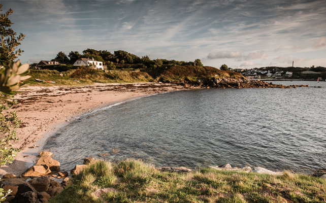 Porthloo Beach in September - St. Mary's, Isles of Scilly