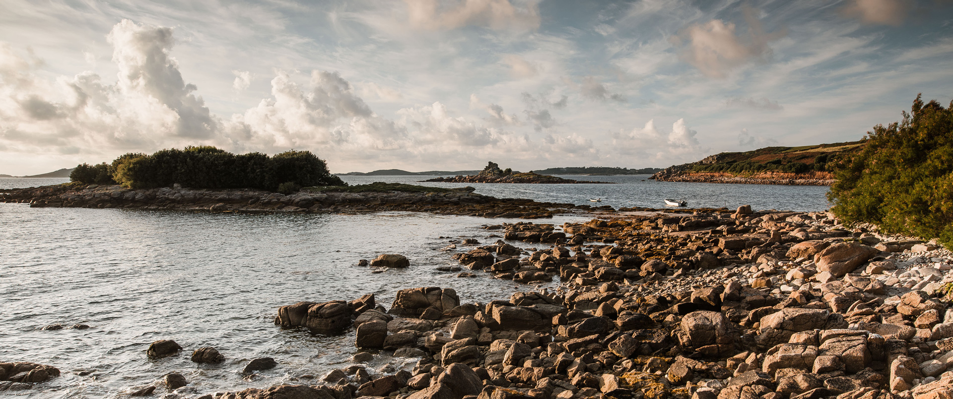 St. Mary's, Isles of Scilly in Autumn