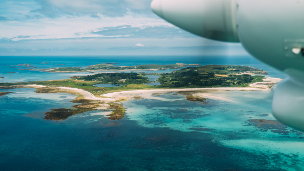 Skybus Isles of Scilly