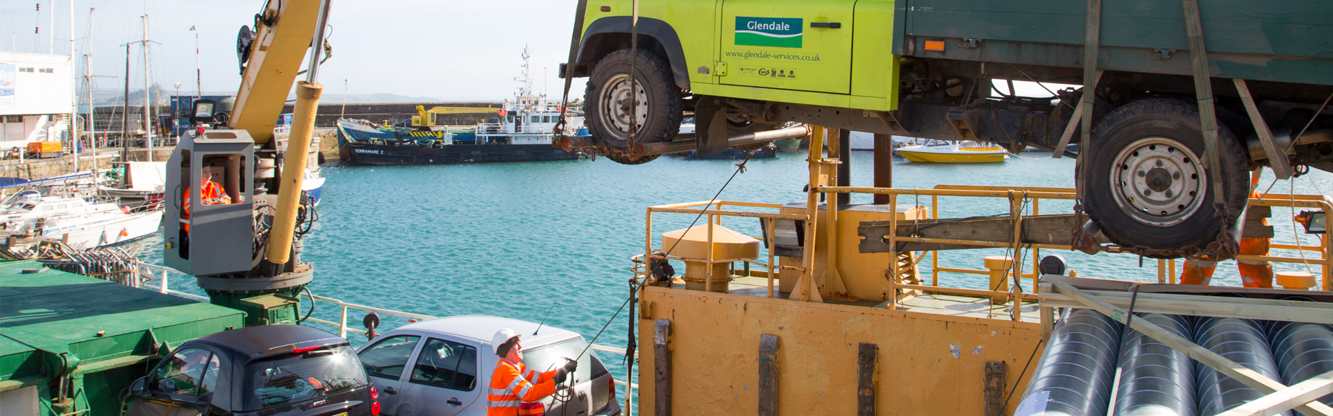 Isles of Scilly Freight