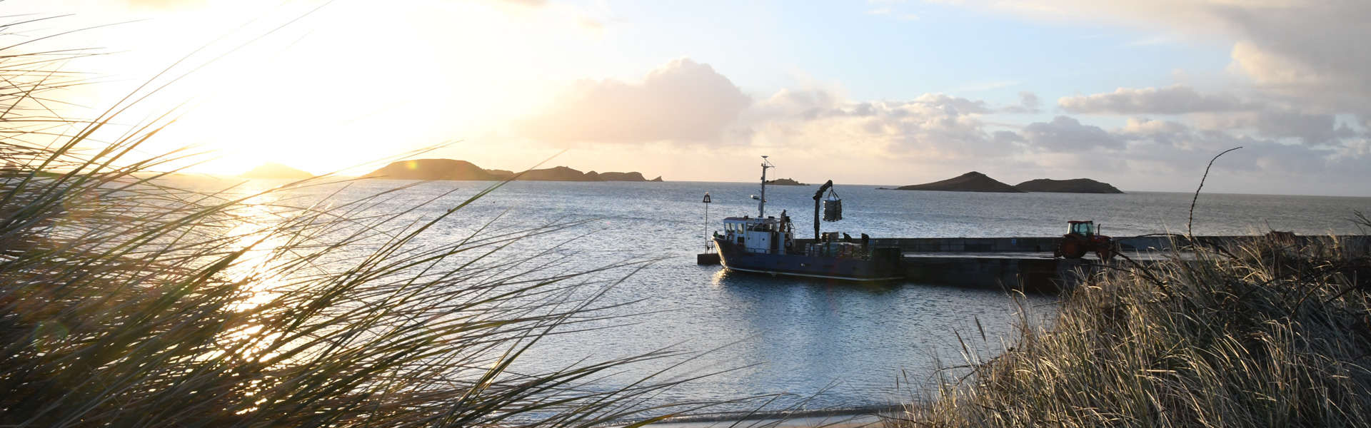 Freight Timetables - Isles of Scilly