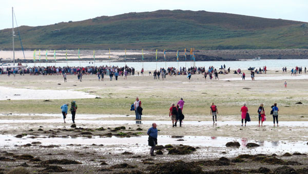 The Low Tide Event - Isles of Scilly, September 2020