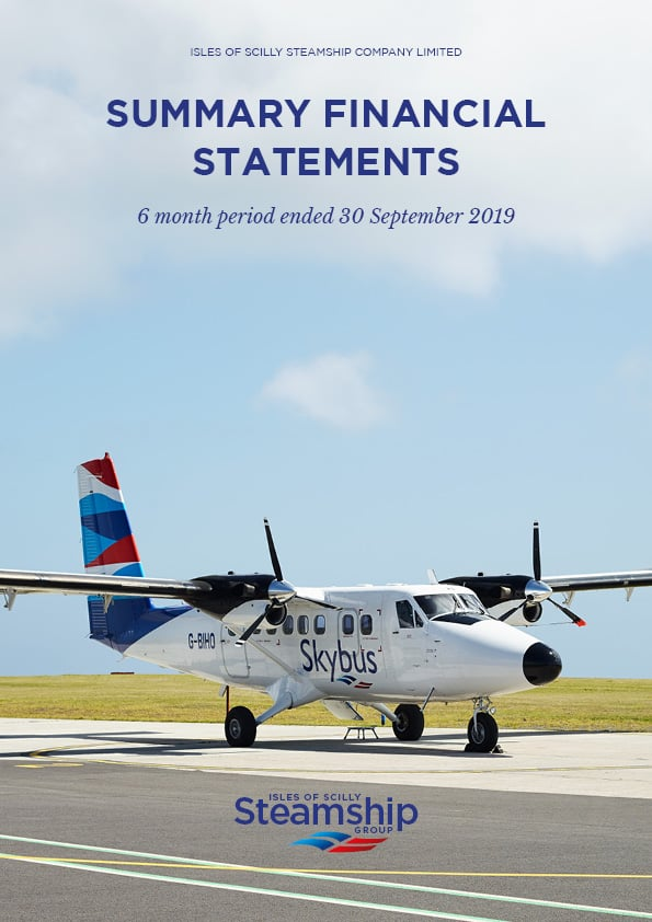 2018 Summary Financial Statements