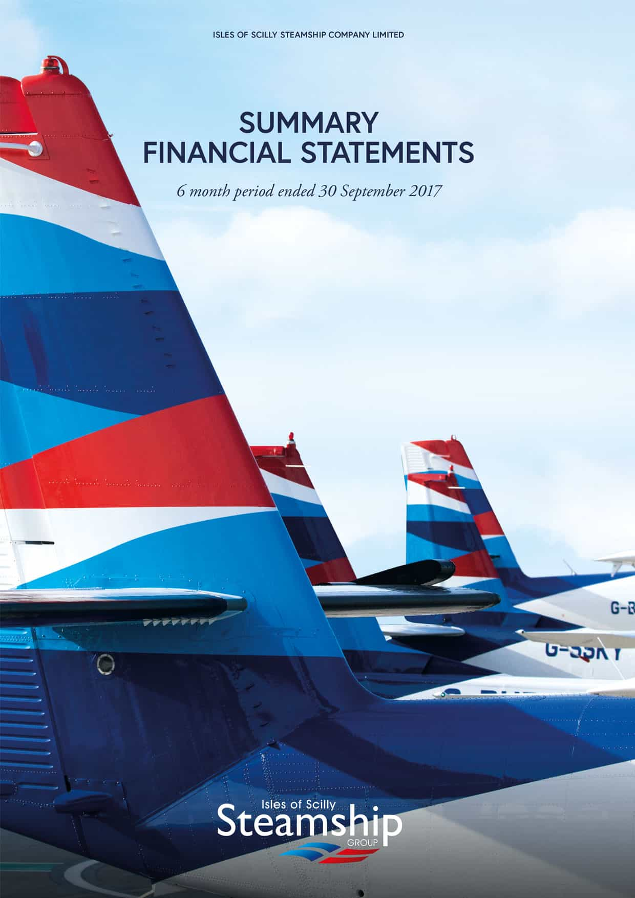 2017 Summary Financial Statements