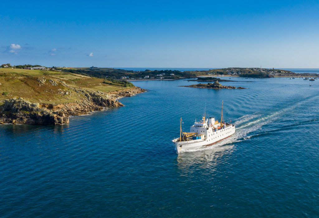New Vessel Replacement Programme - Isles of Scilly Travel