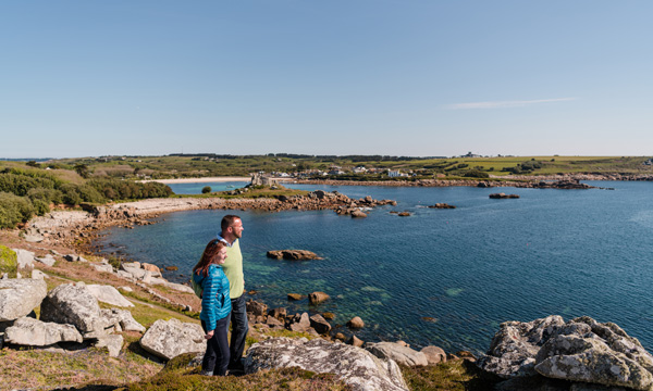 Spring itineraries on Scilly
