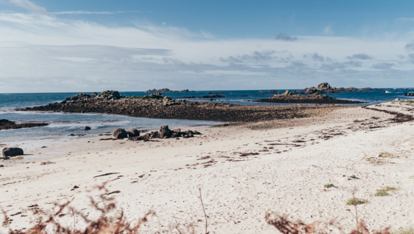 Autumn on Bryher - Isles of Scilly