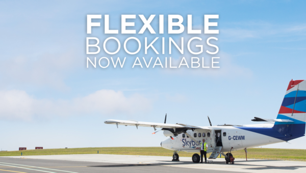 Isles of Scilly Travel - Flexible booking