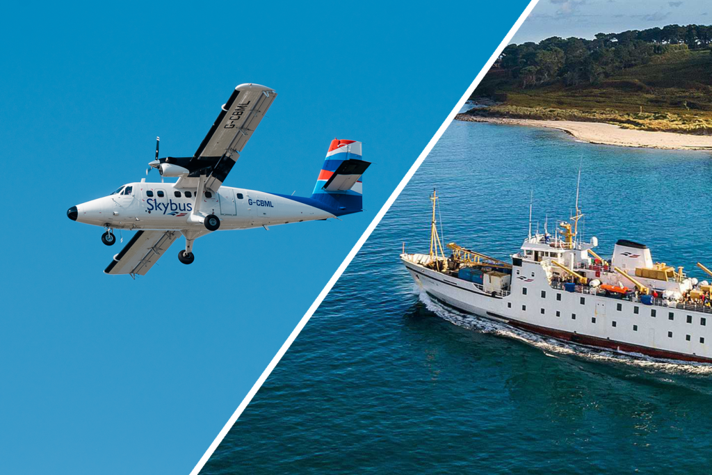Fly+Sail Day Trip Offer