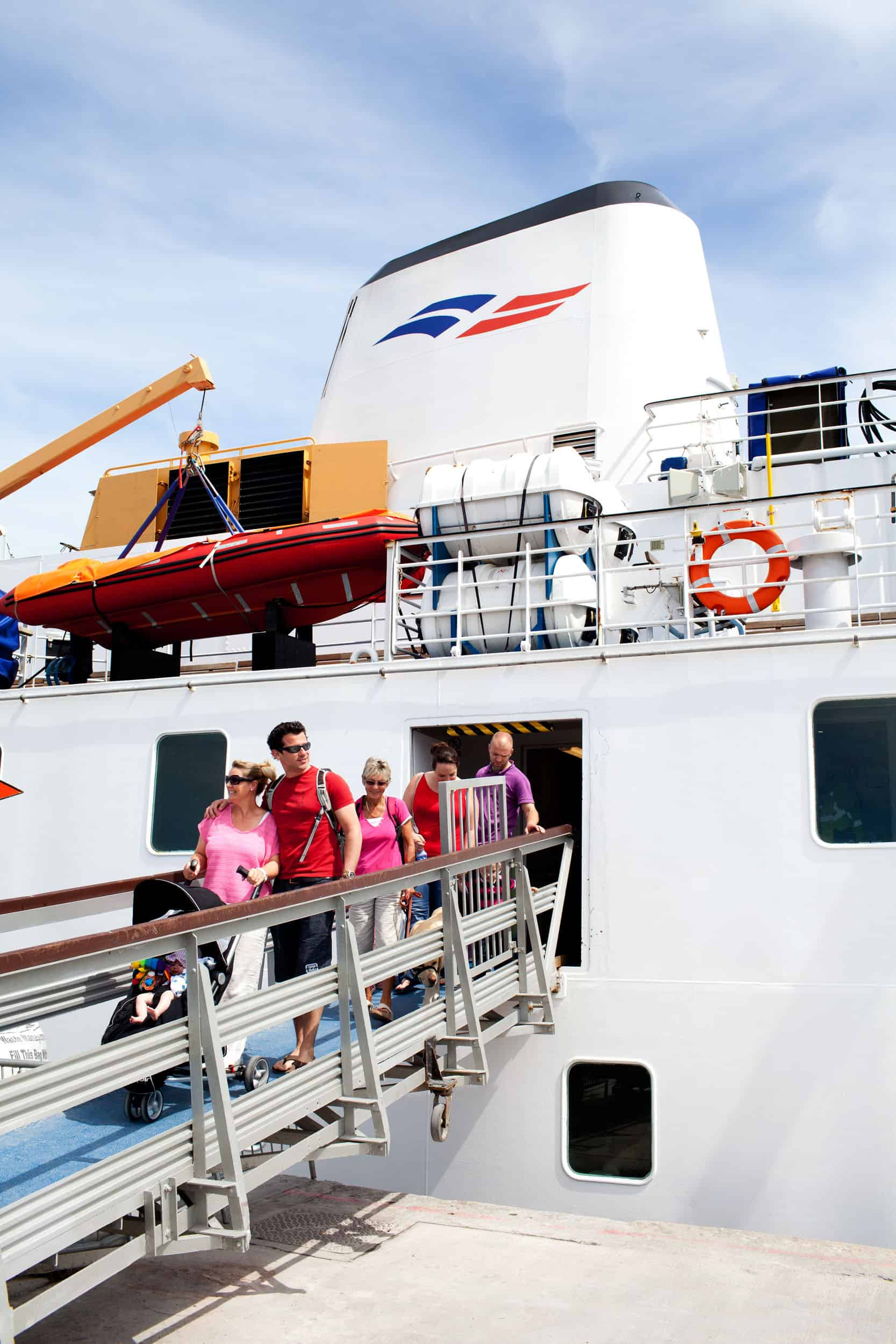 Busiest day in almost two years for Scilly's flagship routes
