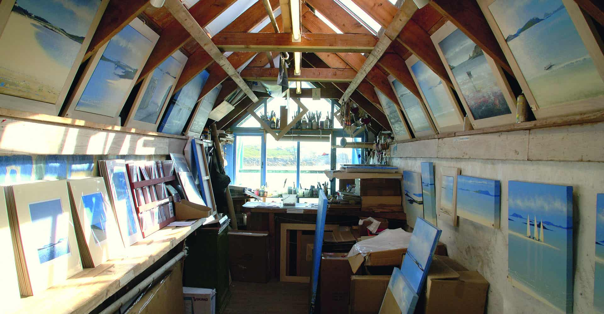 Visit Art Galleries  - Day Trip Ideas to the Isles of Scilly