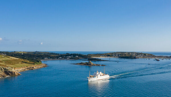 Scillonian Day Trip - St Mary's