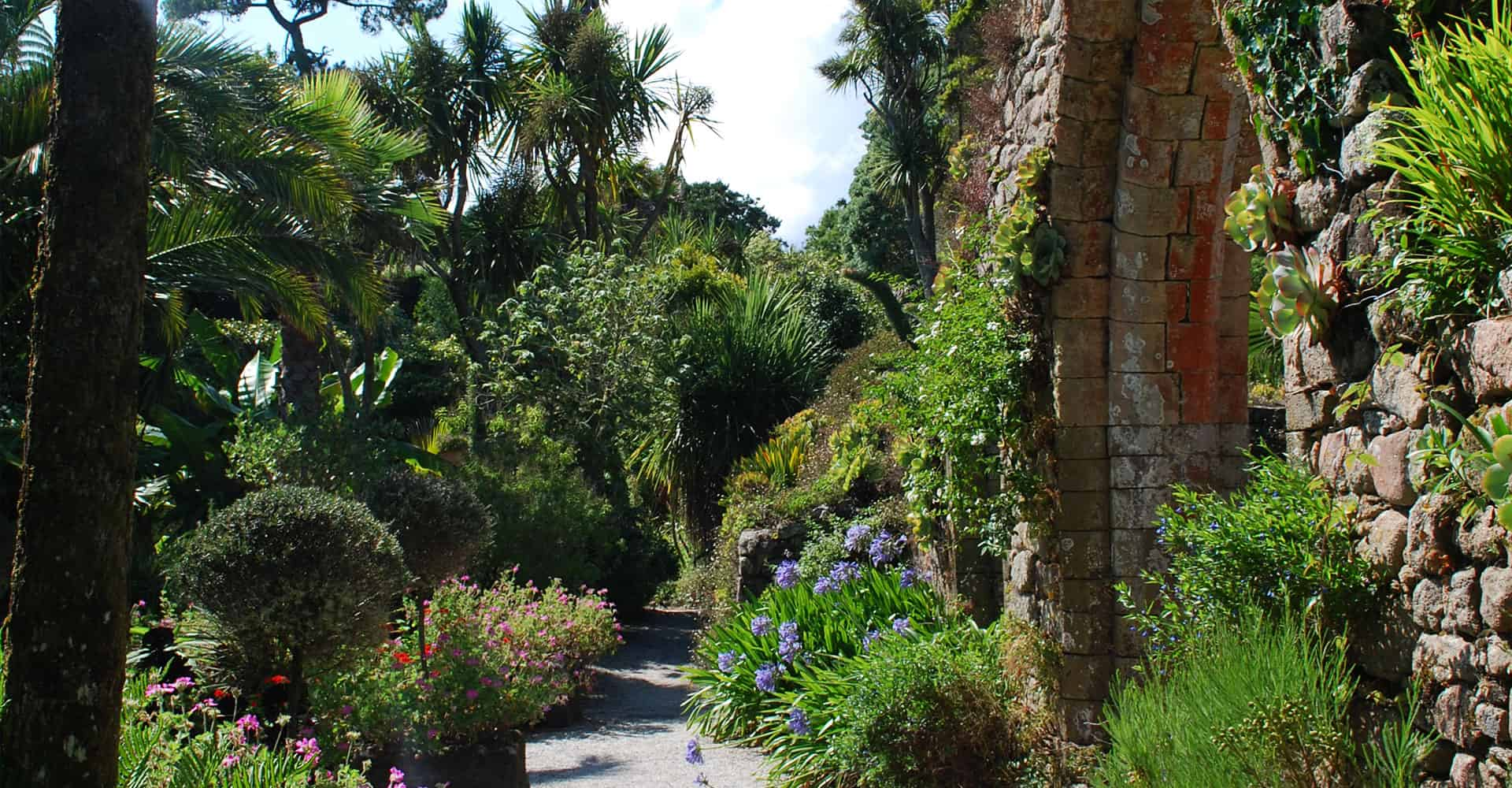 Tresco Abbey Garden - Day Trip Ideas to the Isles of Scilly