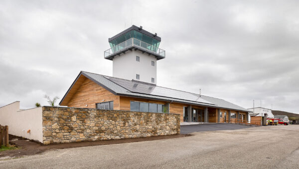 Lands End Airport - Main Terminal