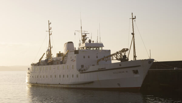 Scillonian Chief Officer becomes company's first female Master Mariner