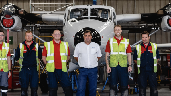 Behind the scenes at Skybus engineering